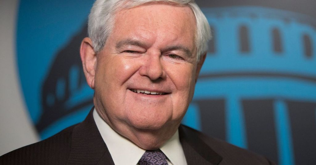 Newt Gingrich Is Furious With Pelosi