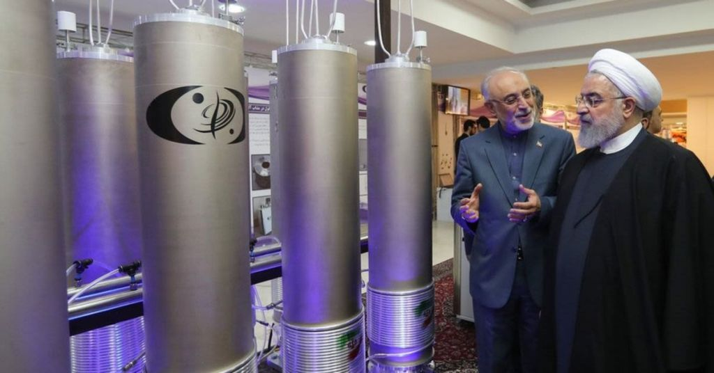 Watch: Iran Is Becoming Nuclear And Biden Remains Silent