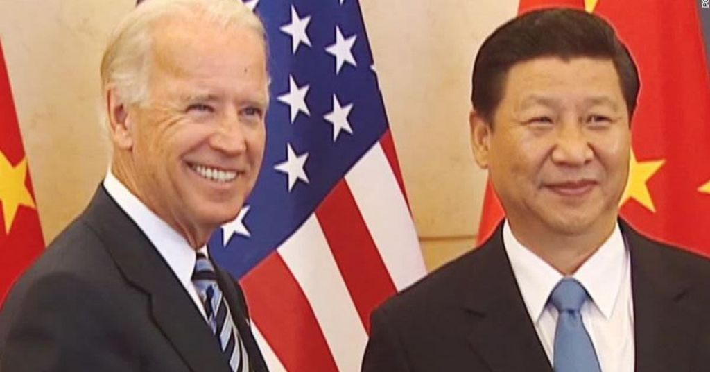 China Congratulates Biden On 'Glorious Victory', Praises 'Law & Procedures' Of US Elections