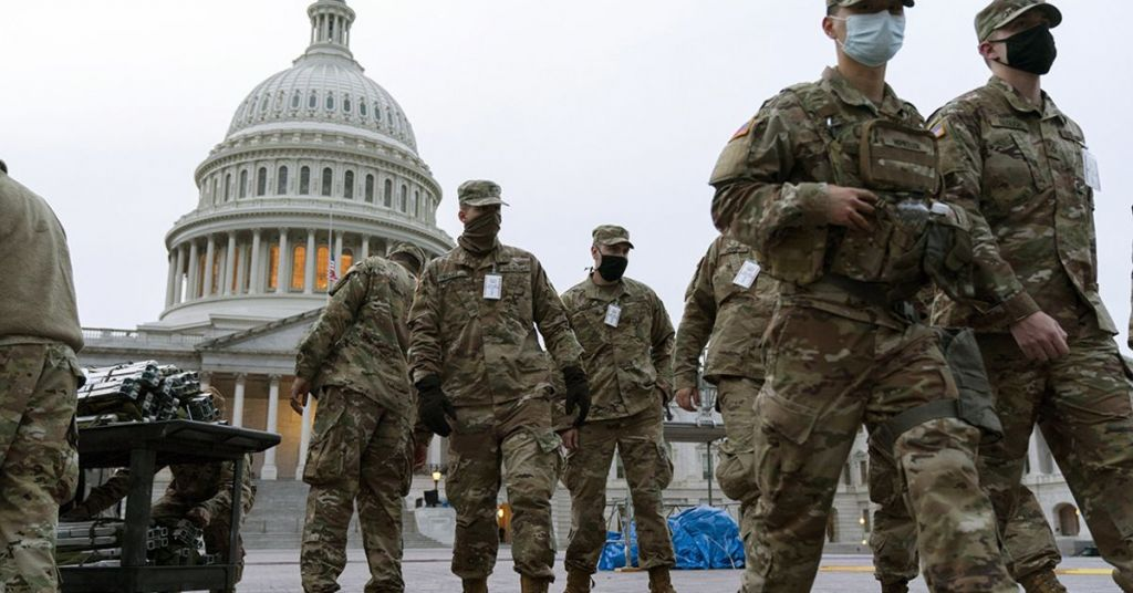 Republicans To Prevent The National Guard From Bankruptcy