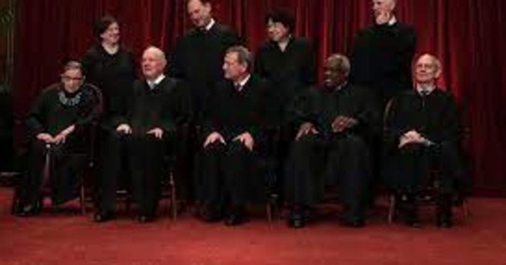 SCOTUS Had A Good Laugh While Saying No To This Case