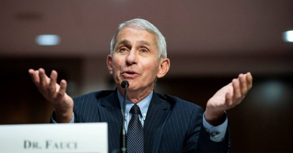 Fauci Thinks The US Undercounted Their Dead, Despite Every Expert Saying Otherwise