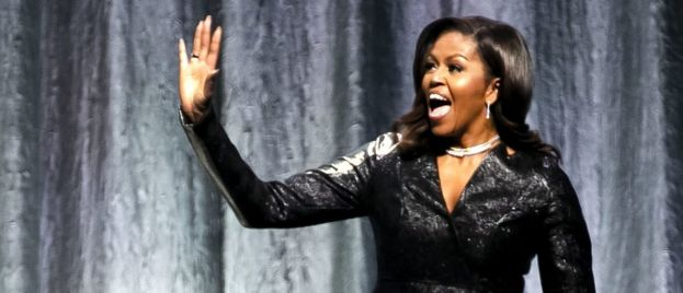 Former First Lady Michelle Obama Named In People Magazine's 'People Of The Year'