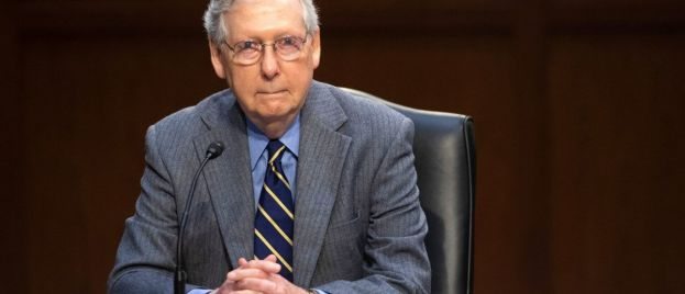 McConnell Explodes On Pelosi For Ruining Stimulus Bill That Protected Economy, Families