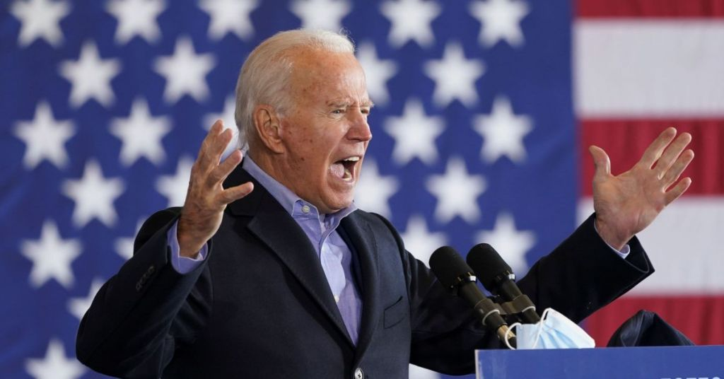 America Was Energy Independent For First Time In 70 Years, Until Biden Came - Now He Won't Talk