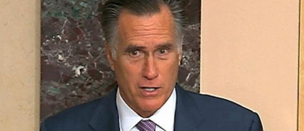 Romney takes shots at Trump over race, says he's abandoning Kurds in Syria