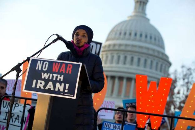 Omar responds after Texas uses Trump executive order to opt out of refugee program
