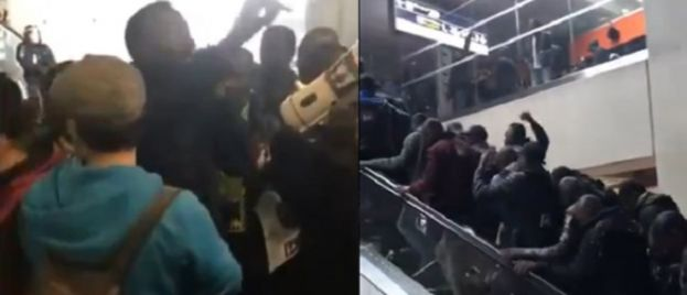 'France Does Not Belong to The French!' 400+ African Migrants Storm Airport to Demand Asylum
