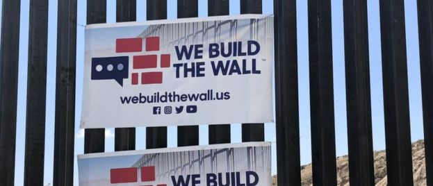 We Build The Wall President Brian Kolfage: Corrupt International Organization Controls Southern Border, Not DHS Or Border Patrol (VIDEO)