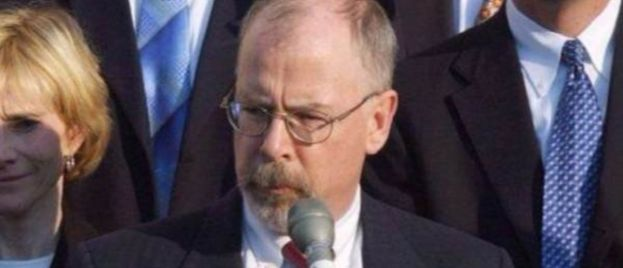 New DOJ Letter Reveals Just How Massive John Durham's Spygate Investigation Really Is