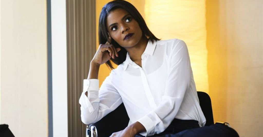 Candace Owens Rips Into California Governor Over BLM Demands For Harris Senate Seat