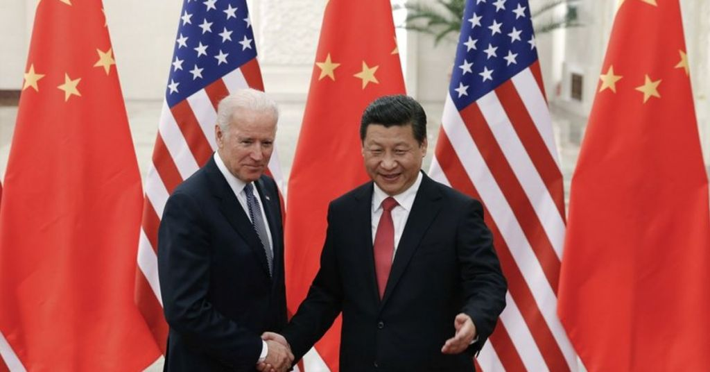 Biden Getting Pressure From Senators To Respond To China's Sanctions Of Trump Allies