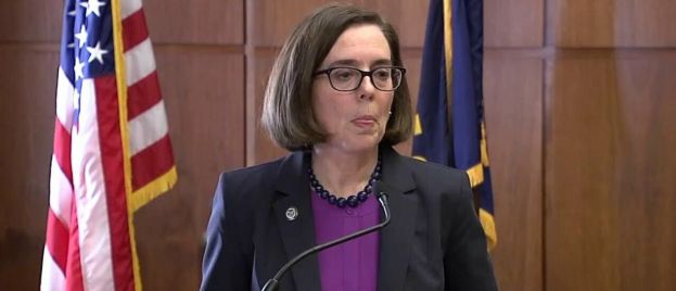 TYRANNY: Oregon Gov. Kate Brown Extends Lockdown to JULY 6 Despite Ranking 40th on State Coronavirus List with 104 Deaths in State of 4 Million!