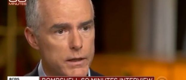 DOJ Will Not Charge Former FBI Deputy Director Andrew McCabe — Attorneys Say 'Case is Closed'