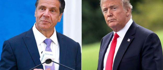 Who Is Killing Who? Cuomo Claims 'Trump Killing People', Says 'NO' To Vaccine For NY