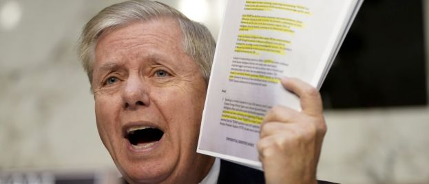 Lindsey Graham Teases Evidence That The FBI 'Lied Their Ass Off' To Congress About The Steele Dossier