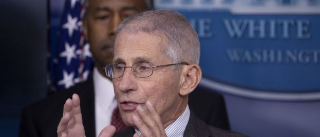 Dr. Anthony Fauci Dumps Cold Water On The Media's Latest Anti-Trump Narrative