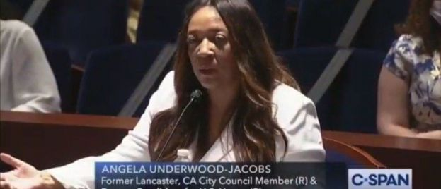 """Sister of Slain Federal Officer Calls Out Congress, """"Where's the Outrage For a Fallen Officer That Also Happens to be African-American?"""" (VIDEO)"""