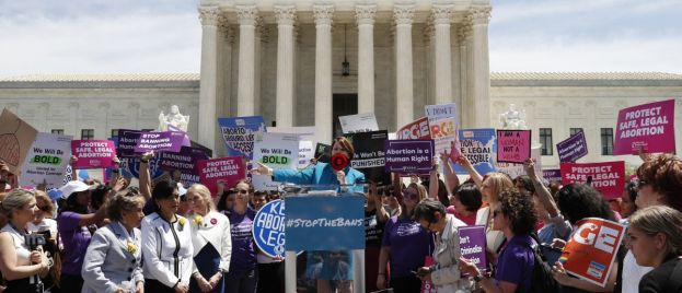 One Supreme Court case could change the whole way the courts handle abortion cases
