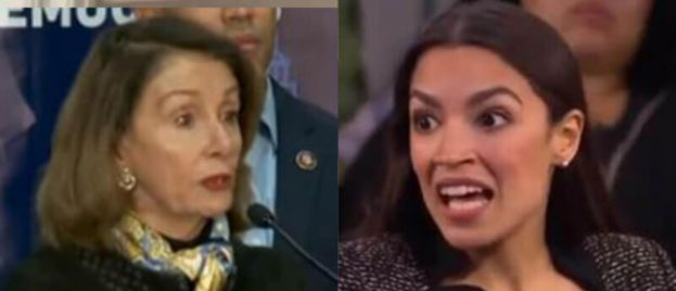 Ocasio-Cortez And Pelosi To Arrange Meeting Over Struggle For Control