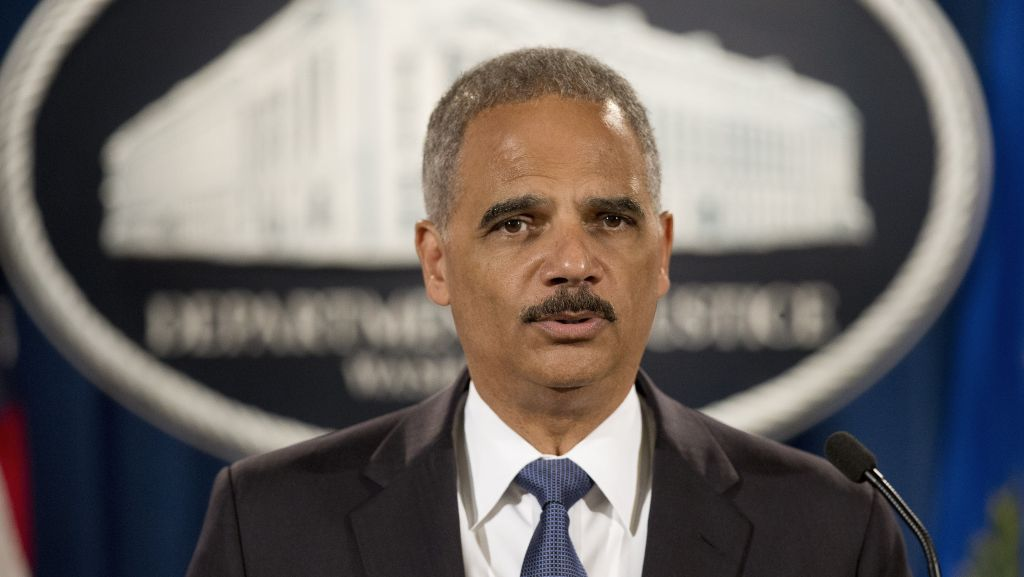 Eric Holder Under Fire For Saying Trump Filling Vacancies Is 'Court Packing'