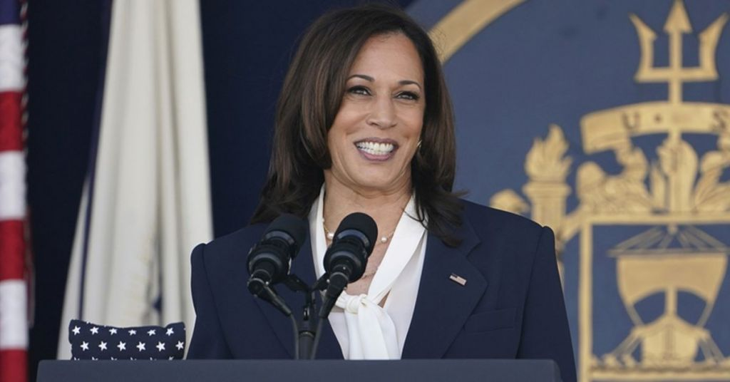 Kamala Spits Out A Bunch Of Lies Under Pressure