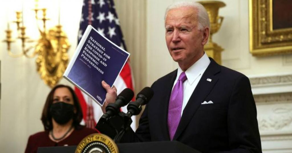 Watch: Biden Proposing 'Florida Travel Restriction' Over Covid Or More Likely To Punish Trump's State