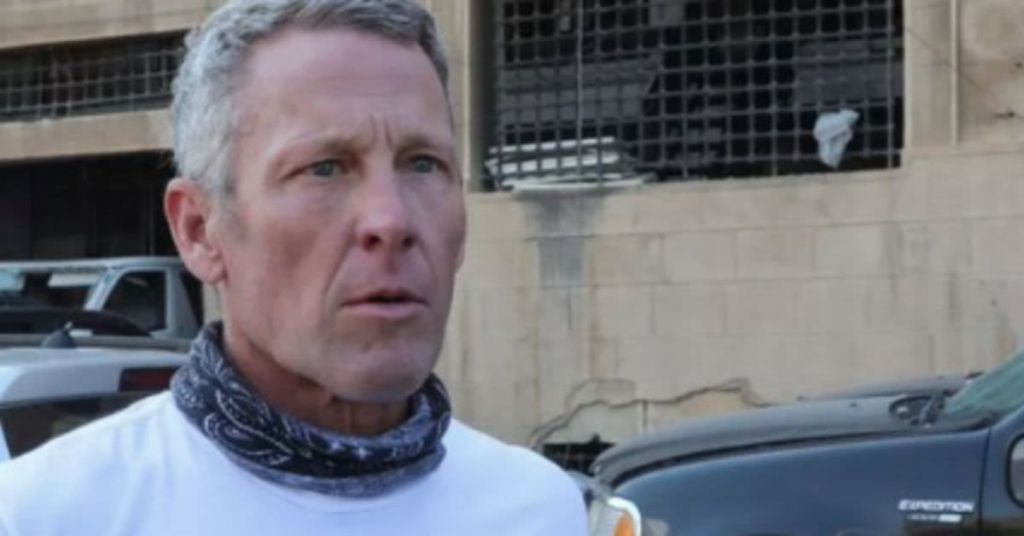 Lance Armstrong's Family Name Tarnished Once Again, Son Arrested For Raping A Minor