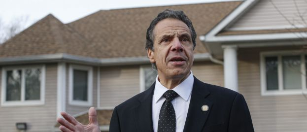 Cuomo Blinks In Fight With Trump Admin, Offers To Provide DHS With Some DMV Data