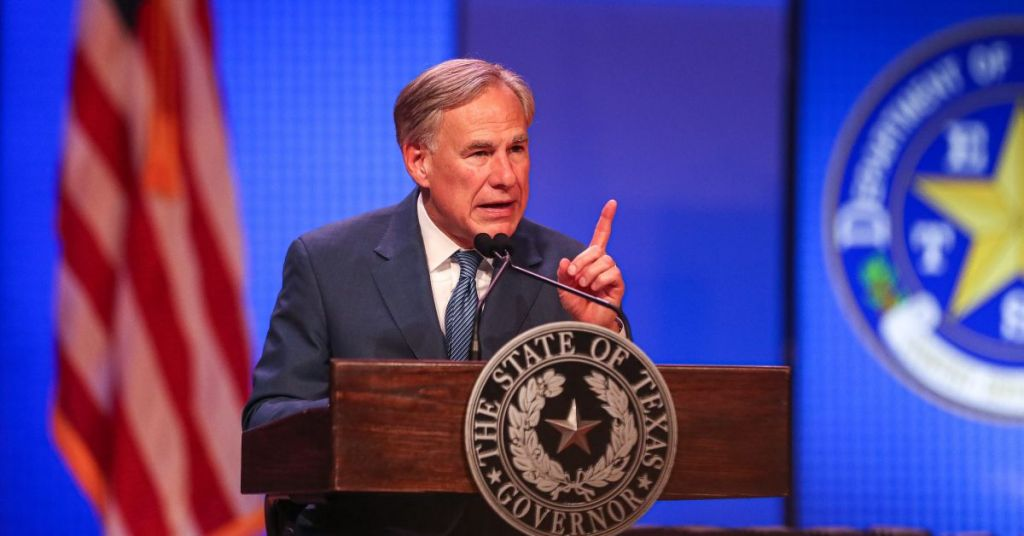 Watch: Texas Gov's Next Mission Is To get Rid Of Rapists