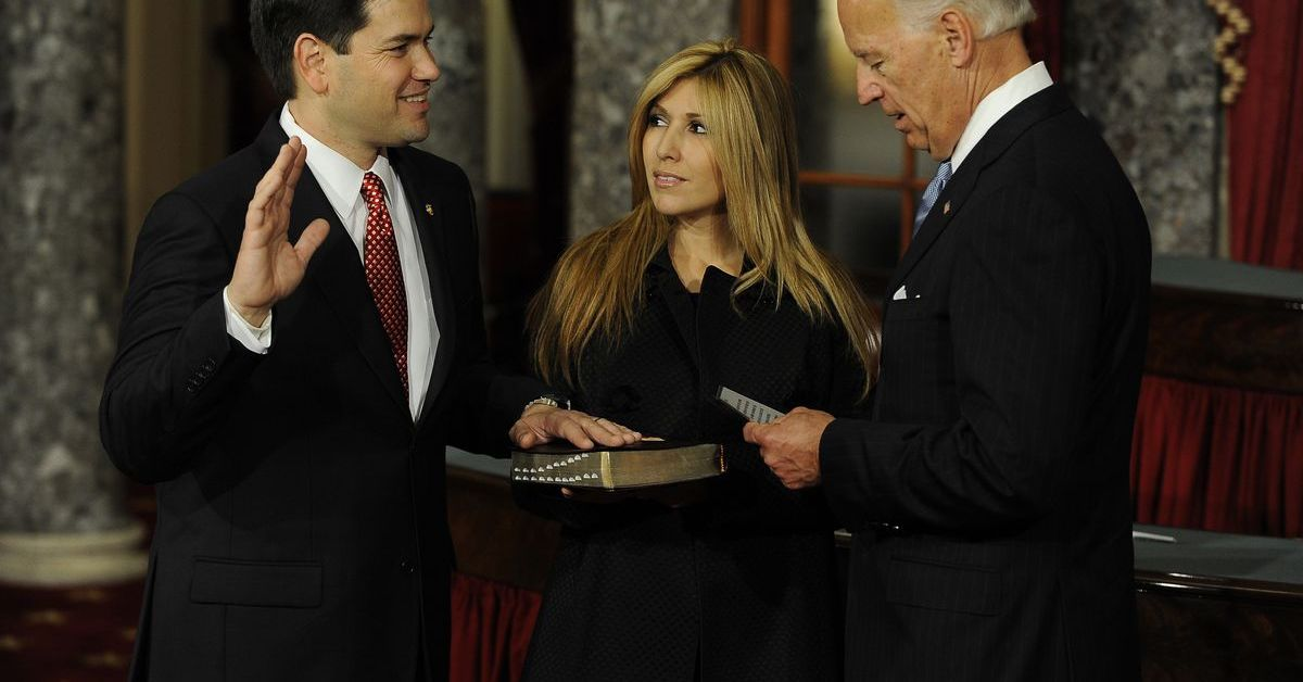 Image 'A Cascade of Calamities': Rubio Says What We All Know About Biden