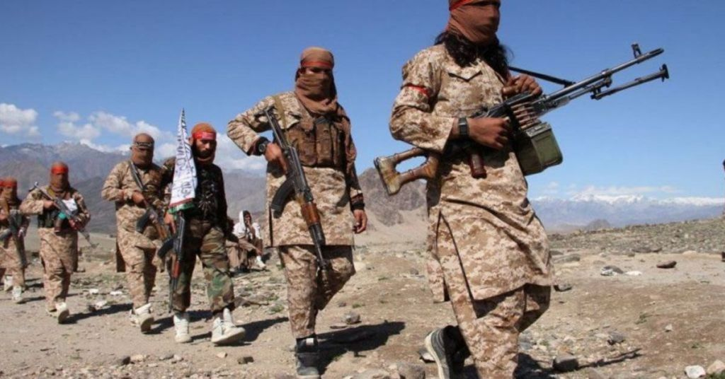 Taliban Dealing With Early Signs Of Civil War