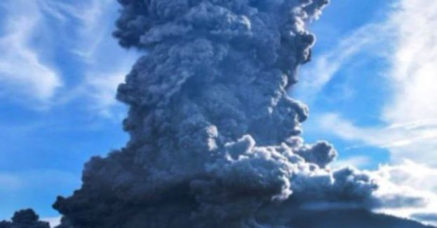 Almost One Week Later, Volcano Still Rumbling, Dumping Ash On Caribbean