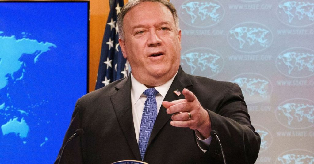 Pompeo Pushing For An Iranian Revolution