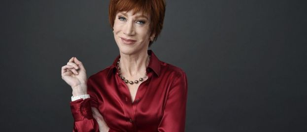 Kathy Griffin: Stabbing Trump with syringe containing 'nothing but air inside' would 'do the trick'