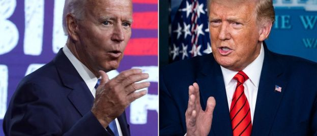Biden accuses Trump, not protesters, of inciting violence in US cities