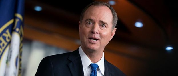 GOP ranking member: The first witness we'll call to testify on impeachment before the Judiciary Committee is Adam Schiff