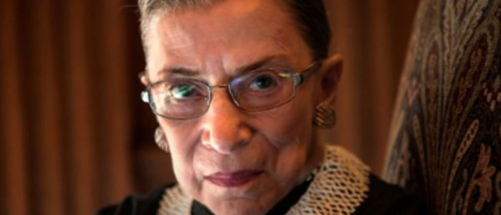 Icon Dead: Rest In Peace, Ruth Bader Ginsburg