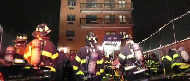 Terror Scare In NY: Explosion And Fire Reveal Elaborate Bomb Making Lab In Queens Home