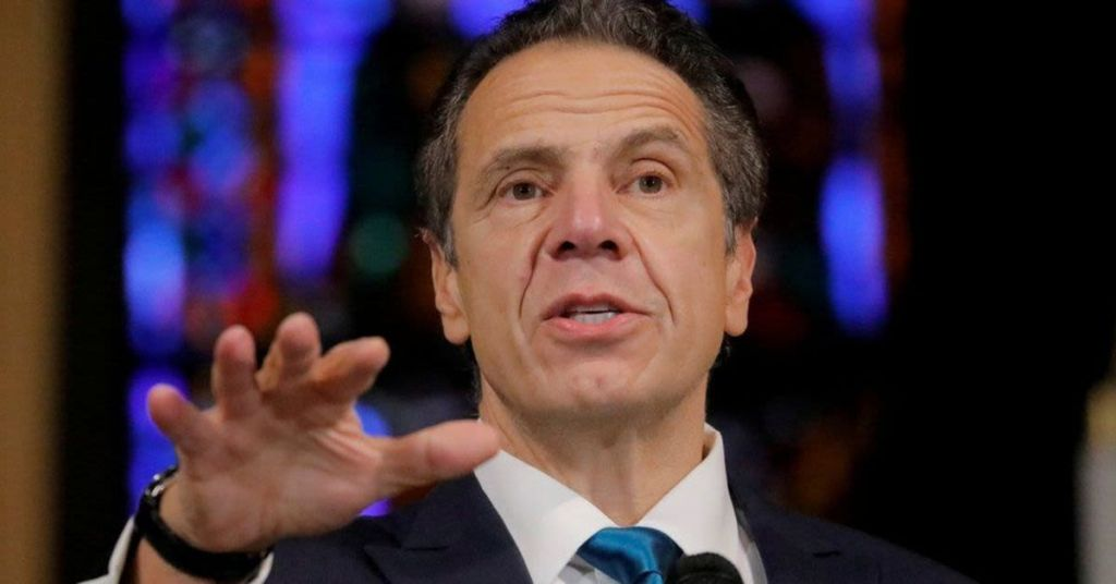 Watch: Cuomo First Denies, Then Attacks, Then Offers To Investigate His Own Sexual Harassment
