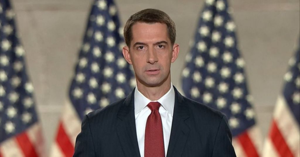 Tom Cotton Still Ripping Biden Over His 'Flawed & Unsuitable' Cabinet & Administration Picks