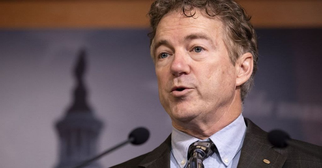 Watch: Rand Paul Reveals What Should Have Been Done In Afghanistan