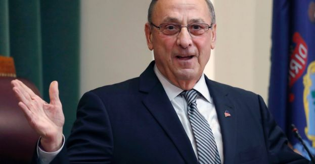 Former Maine Gov To Take Back State From Dems