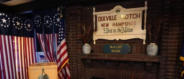 Mike Bloomberg Wins Democrat, Republican Primaries in Dixville Notch -- as Write-in