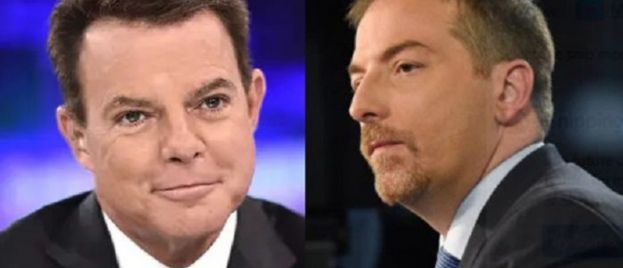 Report: MSNBC Courting Shepard Smith, May Move Chuck Todd to Morning Slot