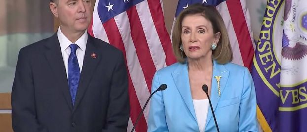 Pelosi And Schiff Plan Another Witch Hunt Against The President