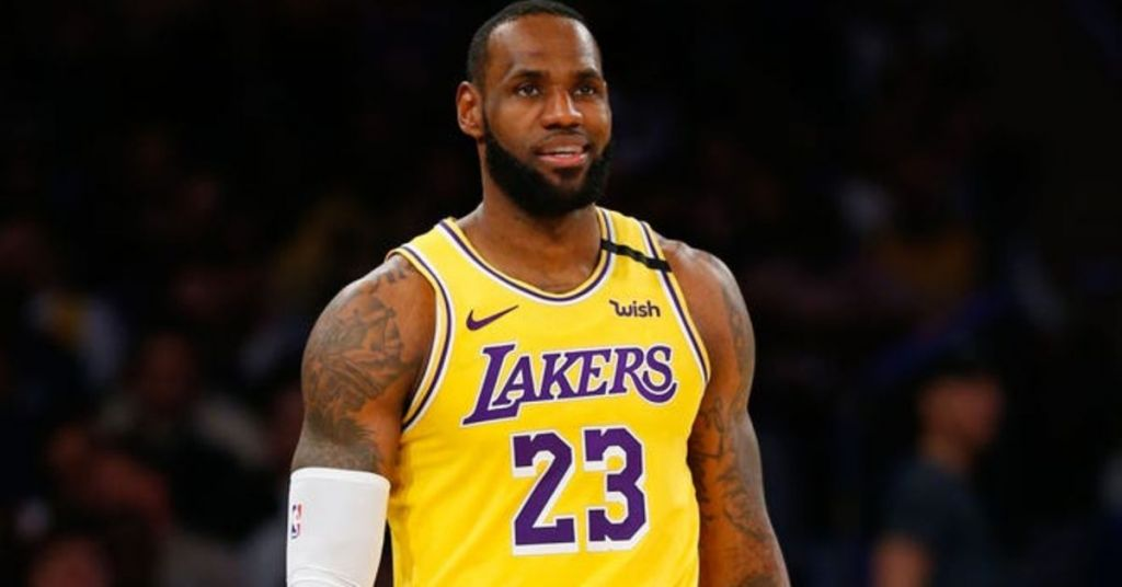 Lebron Hoping For Big Chinese Audience For His Latest Gig