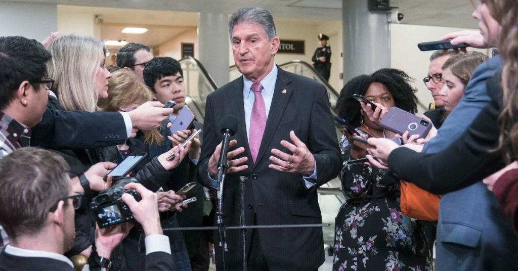 Defiant: Joe Manchin Might Have Just Saved US From Trillions In Democratic Waste