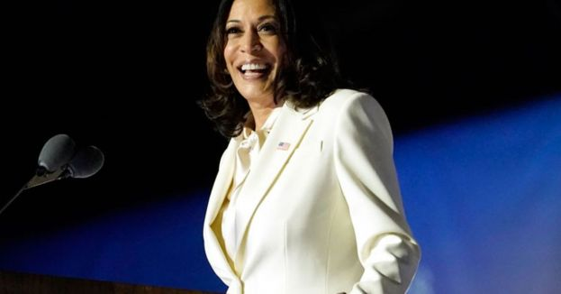 When It Was 'Trump's Vaccine, Kamala Told People To Stay Away From It - Now It's Biden's Vaccine?