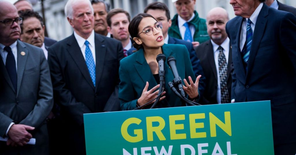 Liberals Say They Want To 'Go Green', But Also Have A Plan B To 'Save Their A**' When They Don't
